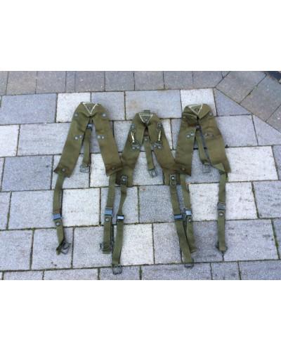 US Army Canvas Yokes