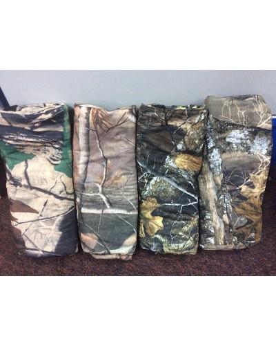 Snoods Fleece Lined New Tree Camo Print