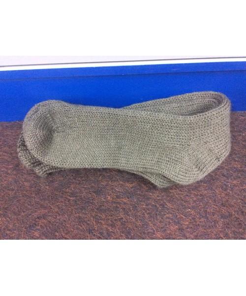 Belgian Army Knee Length Chunky Knit Socks