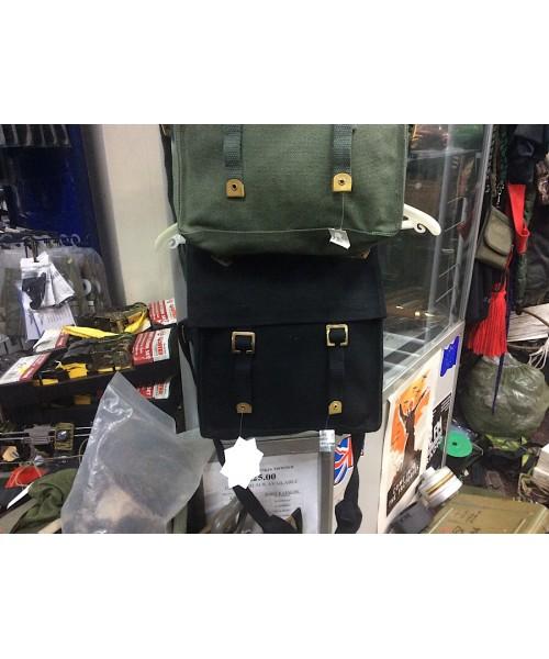 Canvas Satchels Side Messenger Bags Pat 37 Style