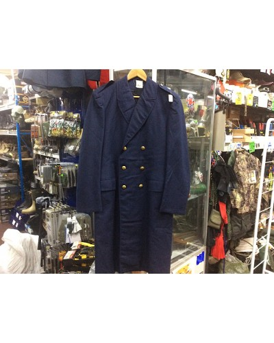 French Army Gaberdine Naval Trench Coat