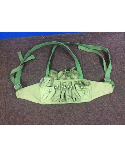 Vietnam AK47 Chest Rig Webbing Type A