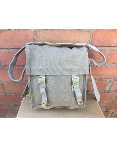 British Army 37 Pattern Canvas WW2 Style Shoulder Bag Khakhi