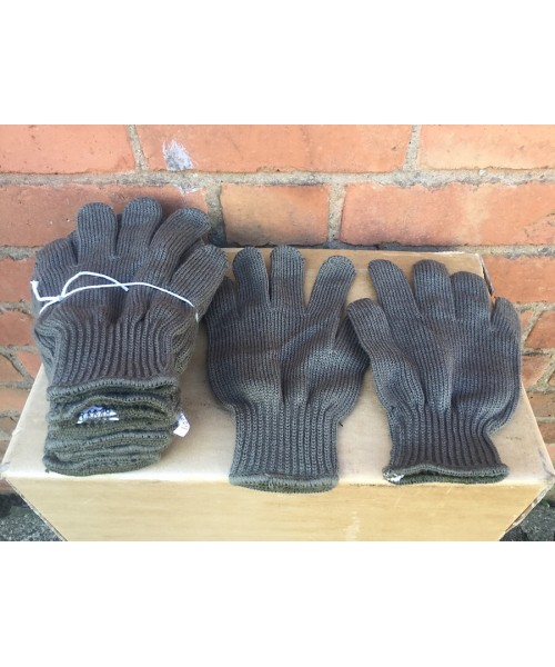 Belgian Army ABL Knitted Winter Gloves