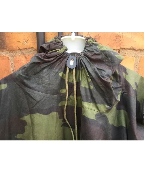 Belgian Army Camo Poncho's