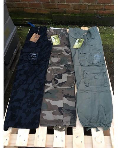 Combat Pant Trousers Kasumo