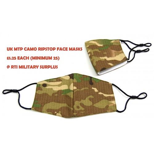 Face Mask MTP Camo