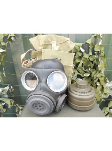 British Army WW2 Gas Mask Set
