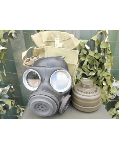 British Army WW2 Gas Mask Set