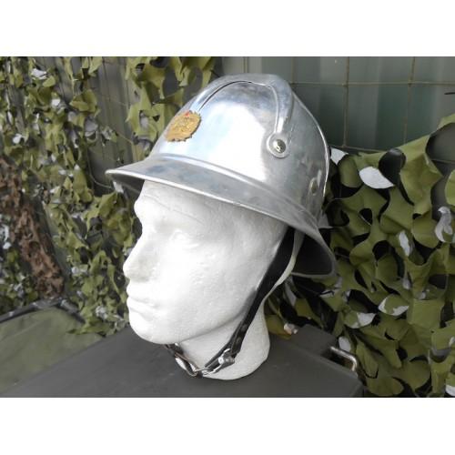Serbian Army Fire Helmets