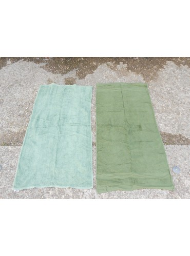 British Army Towels Used