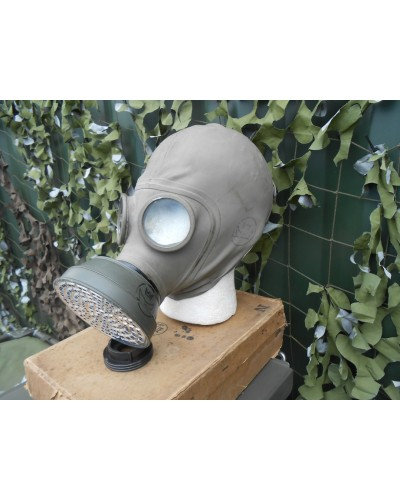 Finnish Army WW2 Gas Mask Set