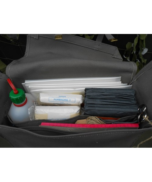 Danish Army Medical Kit Complete Set