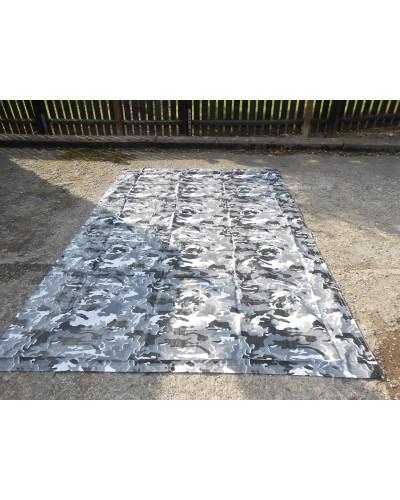 Tarpaulin Sheet Lightweight Grey