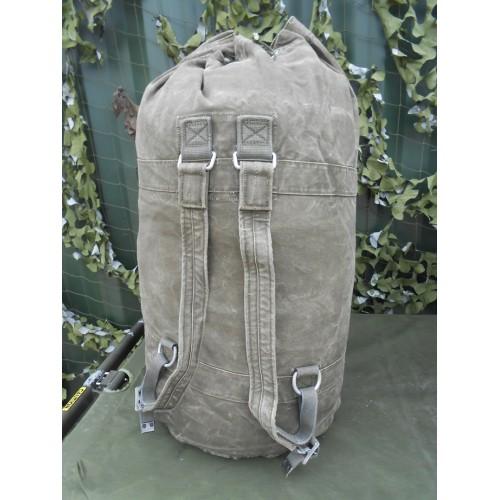 German Kit Bag With Backpack Straps