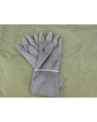 Army Issue Rubber Gloves