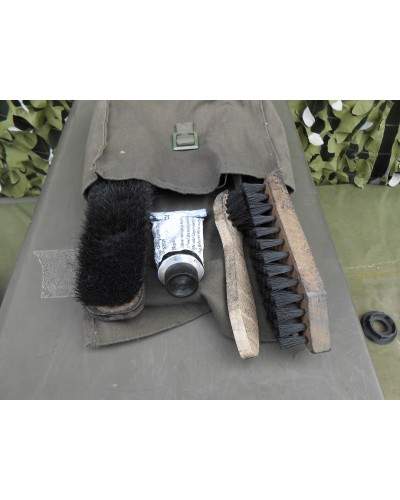 German Army Boot Cleaning Kits