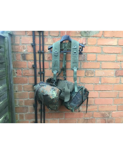 German / Italian Army Webbing Set 4 Pc