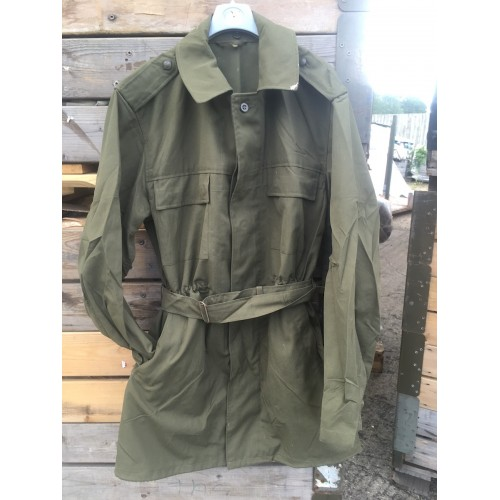 Czech Army Field Parka Unlined