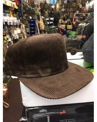 Corduroy Vintage Fashion Cap