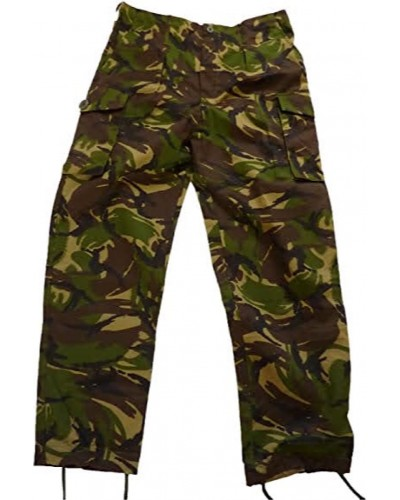 British Army DPM Camo Lightweight Trousers