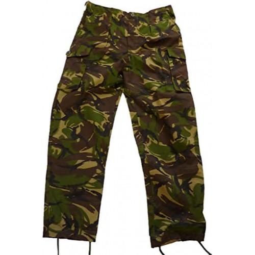 British Army DPM Camo Lightweight Trousers