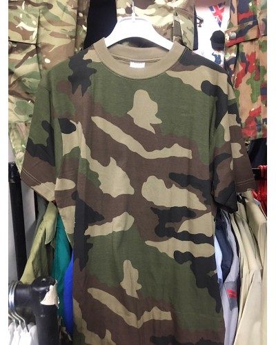 French Army CCE Camo Style T Shirts