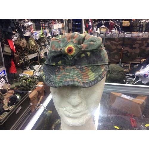 German Army Flecktarn Camo Field Cap