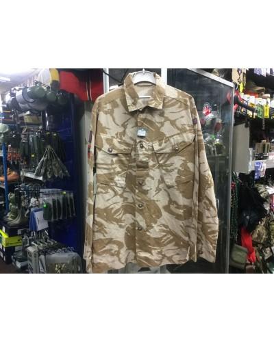 British Army Desert Camo Shirts