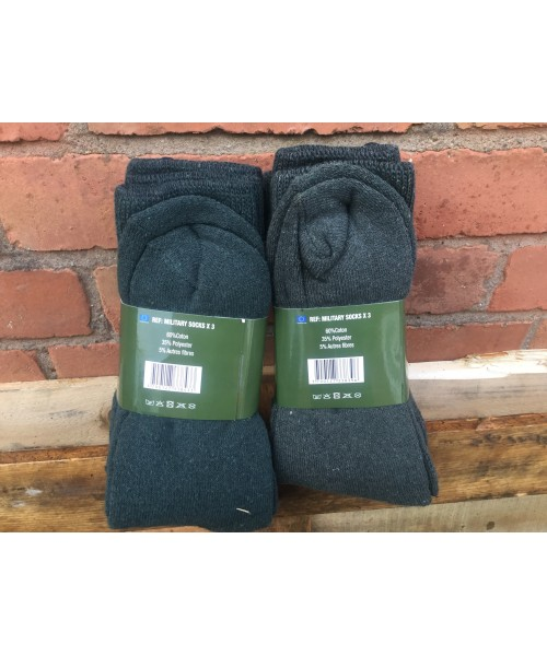 Socks Military Style