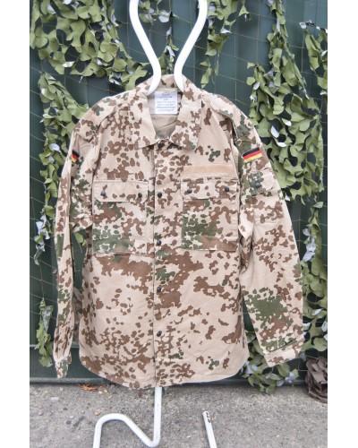 German Army Tropetarn / Desert Shirt