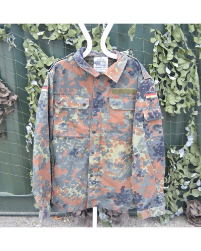 German Army Flecktarn Shirts
