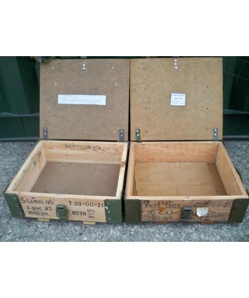 Polish Military Wooden Box