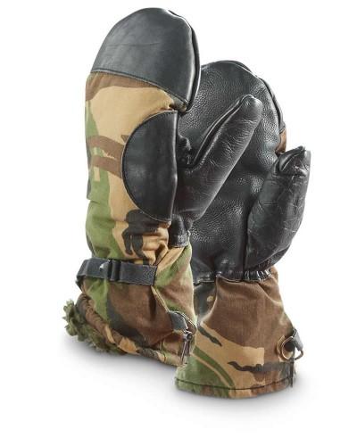 Dutch Military Mittens
